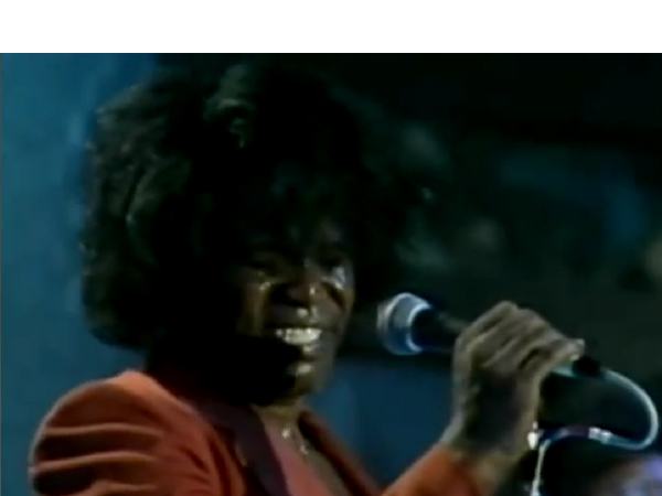 James Brown + Portishead