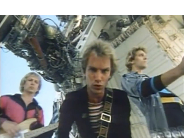 Dire Straits + The Police (feat. Blondie)